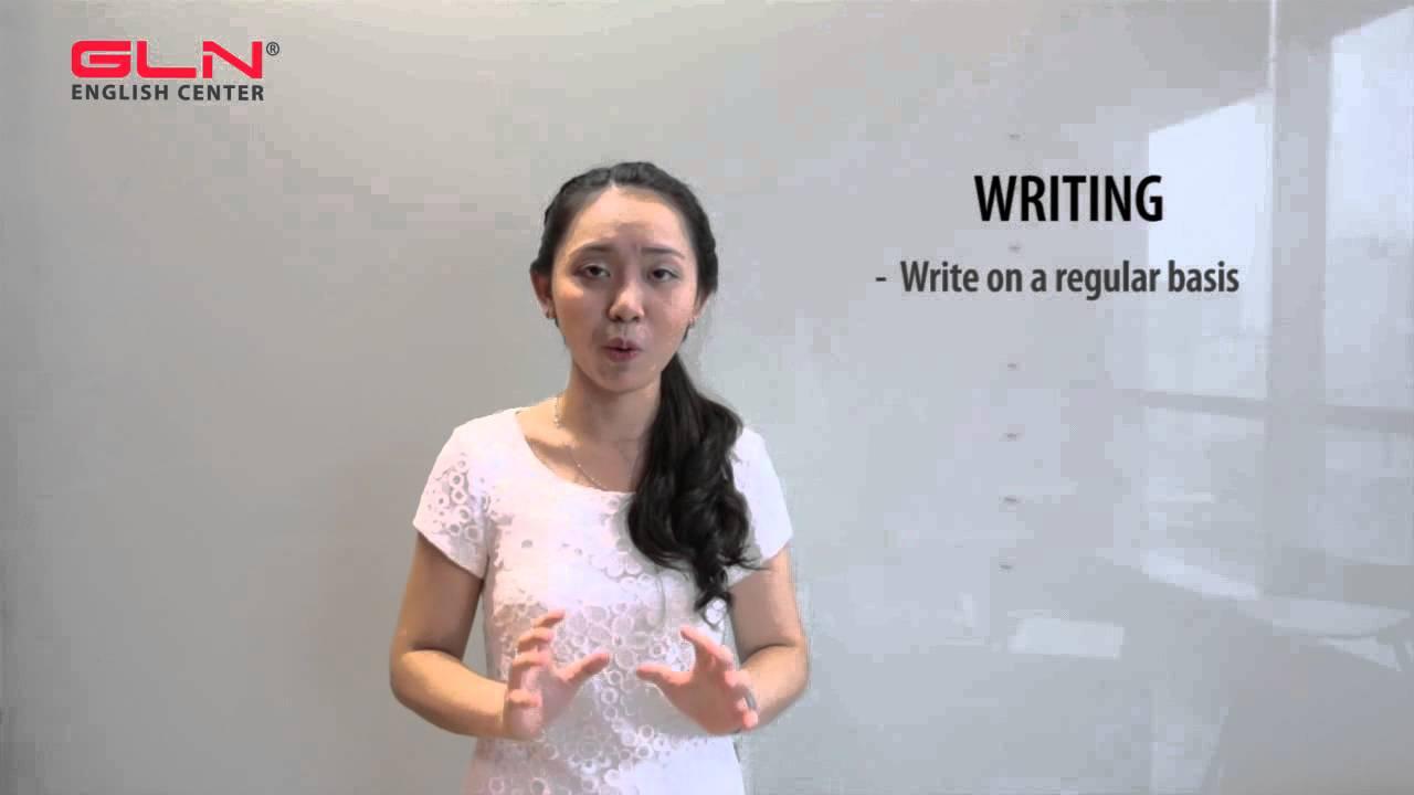 Tips for IELTS - Bí quyết đạt 8.0 IELTS của Trần Khánh Linh (Part 1) [GLN English Center]