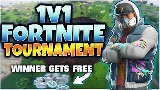 Fortnite: Battle Royale | *LEGENDARY* TbT Clan 1v1 TOURNAMENT! (All Players)