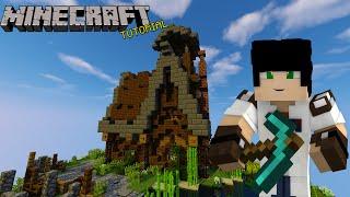 Casa Medieval Minecraft Tutorial