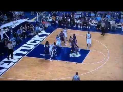 James Young Makes Incredible Shot on the Wrong Basket
