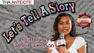 Let's Tell A Story with Drea Kay - Janea Jamison