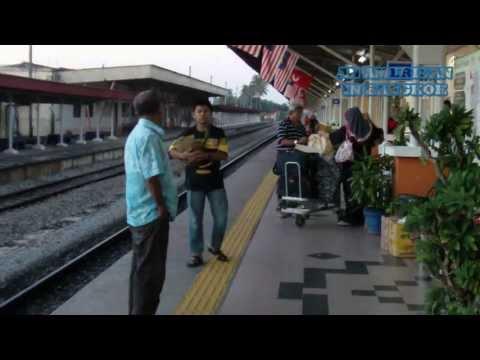 Budget Train Trip from Bangkok to Singapore (Ep. 4) - Malaysia