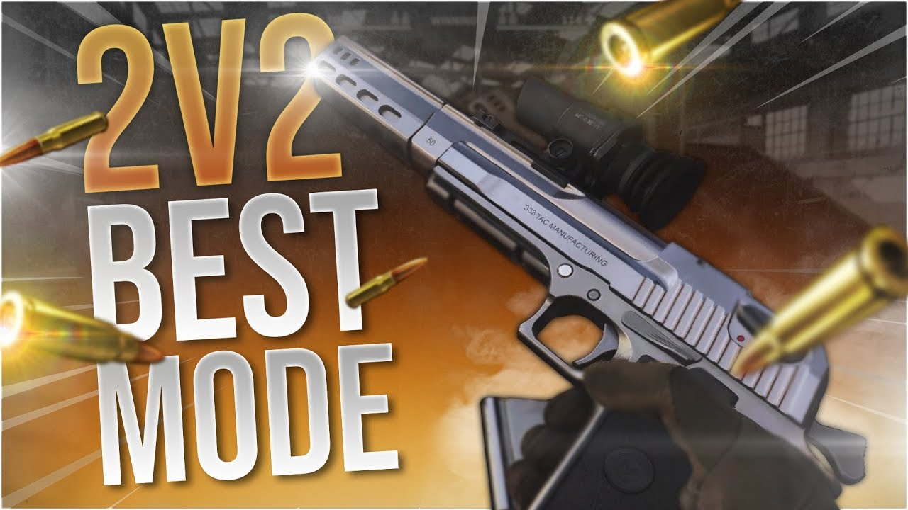 2v2 ist der beste Modus in Call of Duty: Modern Warfare + video
