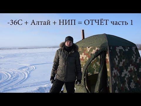 -36С Алтай НИП Отчёт (Часть1)