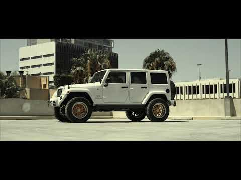 Fuel Off-Road FF19 Forged One-Piece Wheels -- Jeep Sahara