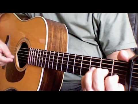 You\'ve Got A Friend part 1- James Taylor guitar tab - YouTube