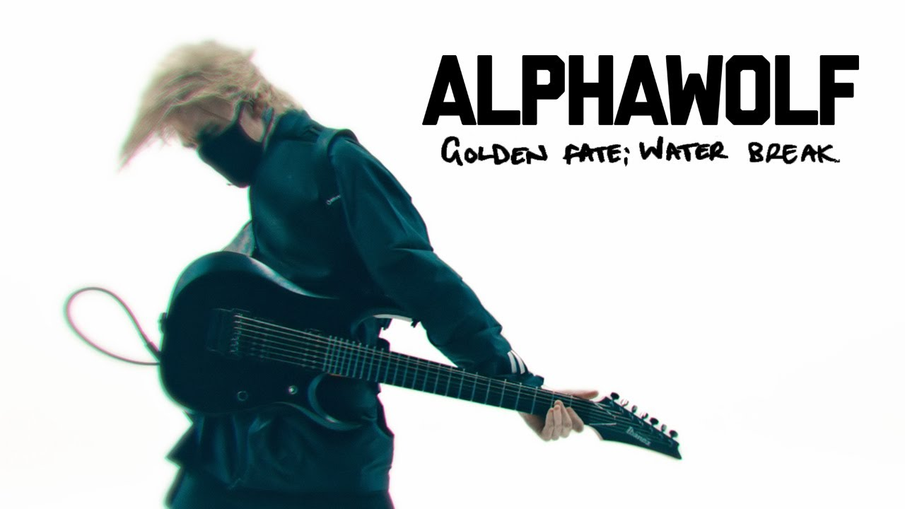 Alpha Wolf - Golden Fate; Water Break (Official Music Video)