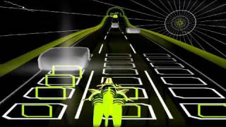 Somatic Responses - Concrete Glider - Audiosurf