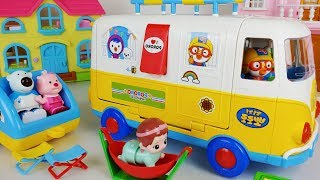 Baby doll camping car food toy…