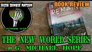 The New World Series by G. Michael Hopf - Post-Apocalyptic Book Review