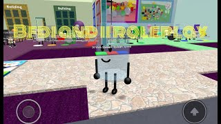 BFDI and I.I roleplay | Roblox