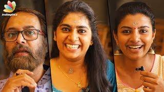 നിമിഷയോട് ചോദിച്ചു കരാട്ടെ പഠിക്കണം | Oru Kuprasidha Payyan Movie Pooja | Nimisha Sajayan | Lijo Mol