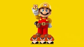 Super Mario Maker - Intro
