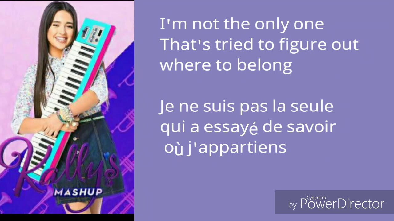 Kally S Mashup Worlds Collide Traduction En Francais