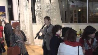 Salon Art Bizarre Entertainment - Always Smaller on Clarinet by Oleg Lapidus