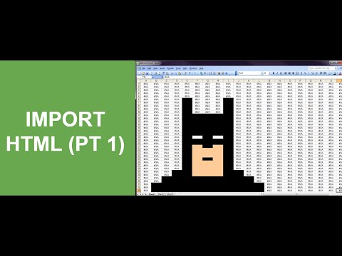 Import Html- Yahoo Finance-Live Dashboard (part 1)-Google Sheets 2018-TUTORIAL