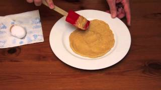 Wheat-Free Market Foods Flaxseed Wrap Demonstration