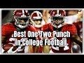 Why Najee Harris And Brian Robinson Will Be The Best One-two Punch In College Football