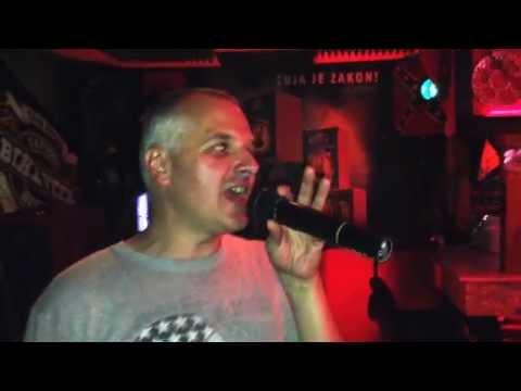 Karaoke 17  07  2015    Biker bar Route 66 Sarajevo