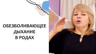 ДЫХАНИЕ В РОДАХ. Роды без страха. Выпуск 94