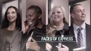 Faces of Express - Impacting Business Everyday with Express Employment Professionals