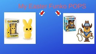 My Easter Funko Pops #funko #pop #collection
