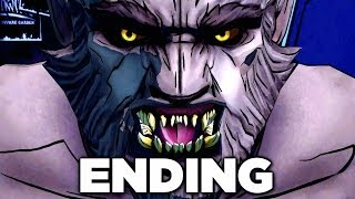 ENDING - The Wolf Among Us Episode 2 Gameplay Walkthrough Part 3