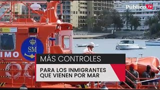 ¿Por qué se realizan controles sanitarios a los migrantes y no a todos los turistas?