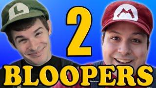 Stupid Mario World - Bloopers Part 2