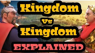 Rise of Civilizations - Kingdom vs Kingdom Explained After Lost Temple