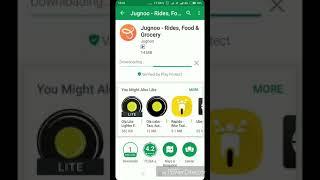 How to Use Jugnoo App in Bengali || Jugnoo Auto-Rikshaw || AGARTALA (15/08/2018)