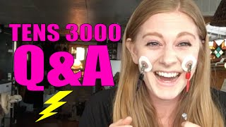 Electric shocks + answering your questions