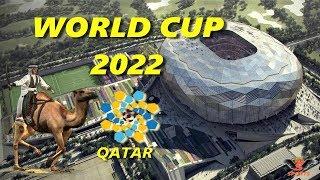 FIFA World Cup 2022 Stadiums Qatar