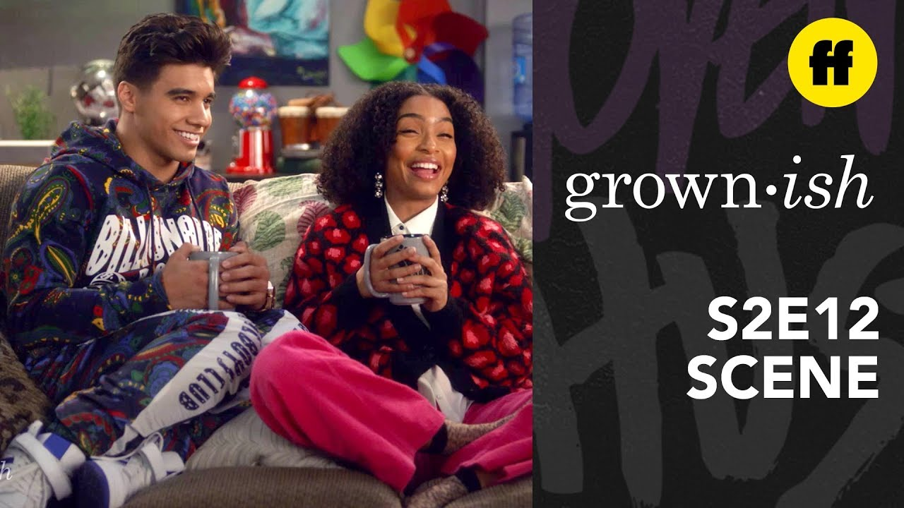 Download grown-ish Season 2, Episode 12 | Vivek Gives Zoey Friendship Advice | Freeform