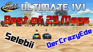 Drift City Ultimate 1v1 Battle, Selebii vs DerCrazyEde BO29
