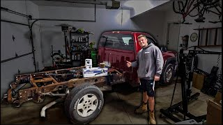 sanding-the-frame-on-this-rusty-chevy-chevy-restoration