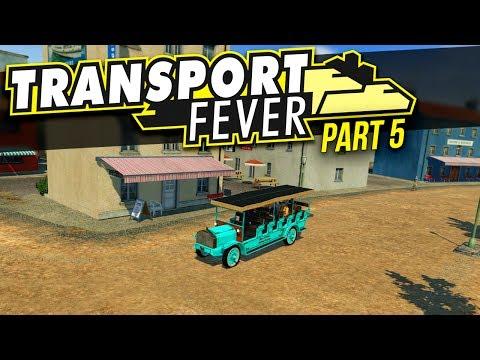 Transport Fever | PART 5 | MORE PRODUCTION