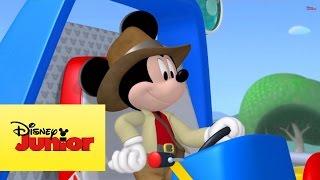 A Casa do Mickey Mouse: As Aventuras de Mickey Explorador