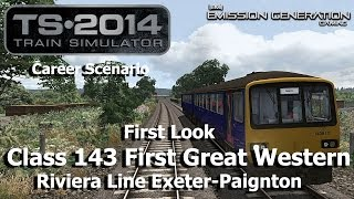 First Look - Career Scenario - Train Simulator 2014