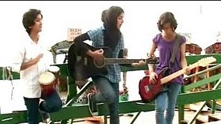 New trend in the Valley: Kashmiri girls form rock band