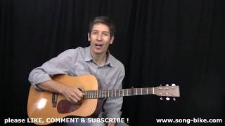 """Video """"All Along The Watchtower"""" by Bob Dylan / Jimi Hendrix : 365 Riffs For Beginning Guitar !! download MP3, 3GP, MP4, WEBM, AVI, FLV Mei 2018"""