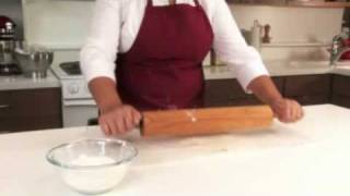 Quick puff pastry recipe and technique