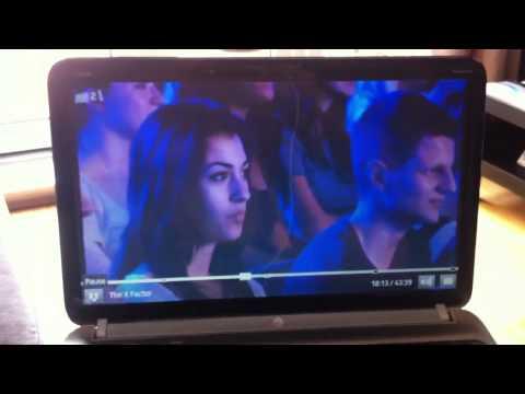 Jason Patrick on Xtra Factor 2012