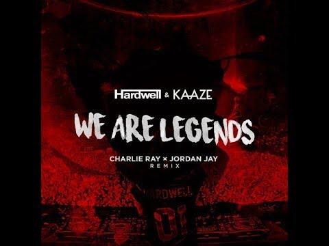 [1 hour] Hardwell, KAAZE & Jonathan Mendelsohn - We Are Legends
