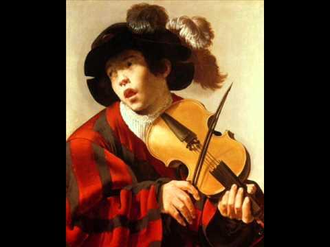 Bach - Violin Sonata No.5 in Fm, BWV 1018