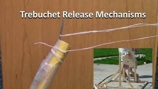 Trebuchet Sling Release Mechanism Guide