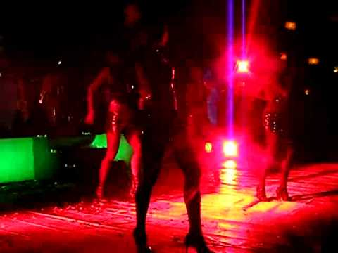 broadway show @ Anantra resort hun-hin 2009