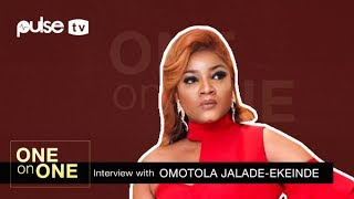 Omotola Jalade Ekeinde Dishes On What Makes A Successful Marriage   Pulse TV