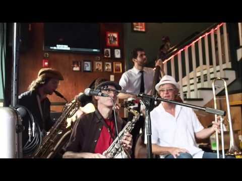 New Orleans Jazz Vipers - Blue Drag, French Quarter Fest 2015