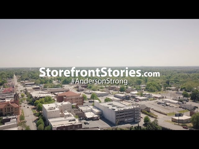 Share Your Anderson Storefront Stories #AndersonStrong